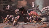 Transformers: Fall of Cybertron - DLC Trailer