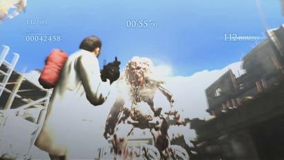 Resident Evil 6 x Left 4 Dead 2 - Gameplay Trailer