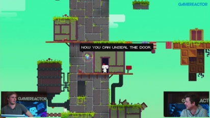 Fez on PS4 - Livestream Replay