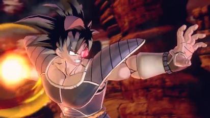 Dragon Ball Xenoverse 2 - Turles vs Future Gohan (E3 2016)