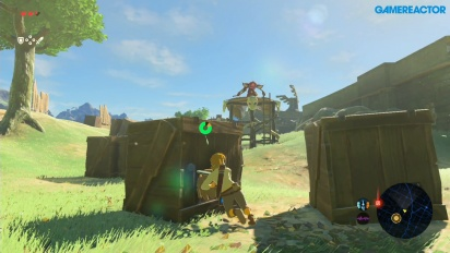 Vi spelar ännu mer av Zelda: Breath of the Wild