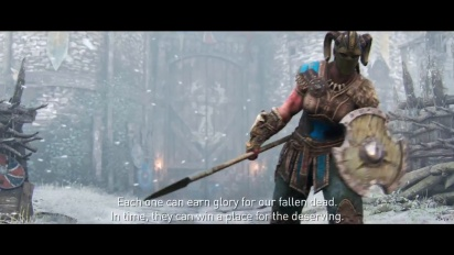 For Honor - Valkyrie Trailer