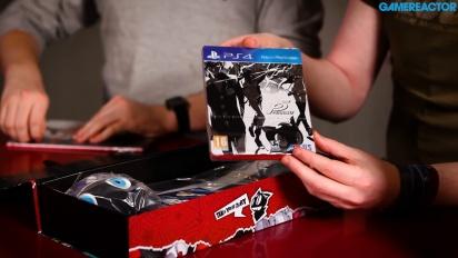 Persona 5 - Gamereactor Tv packar upp