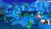Mario + Rabbids Kingdom Battle - Late Game Single-Player Gameplay