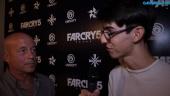 Vi pratar om ljudet i Far Cry 5 med Tony Gronick