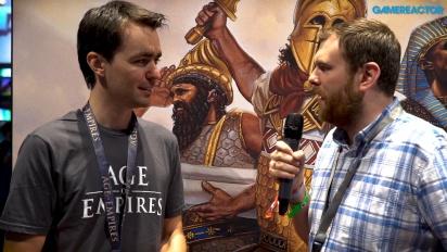 Vi pratar Age of Empires med Bert Beeckman