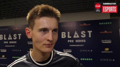 Blast Pro Series - Vi pratar med Valde