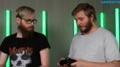 Gamereactor TV klämmer lite på Hori Onyx PS4
