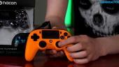 GRTV klämmer lite på Nacon Compact Controller (PS4)