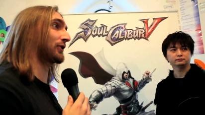 Soul Calibur V Impact European Finals Special