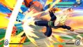Dragon Ball Fighterz - Gameplay med två spelare på Switch