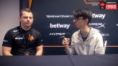 Faceit Major (Challengers) - Ange1 Interview