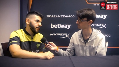 Faceit Major (Challengers) - Maj3r Interview