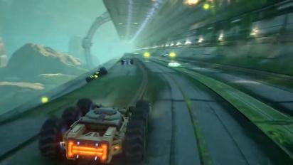 GRIP: Combat Racing - Launch Trailer