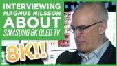 GRTV klämmer lite på Samsungs 8K QLED-TV