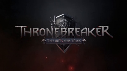 Thronebreaker: The Witcher Tales - iOS Launch Trailer