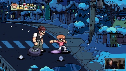 Scott Pilgrim vs. The World: The Game Complete Edition- Livestream-reprise
