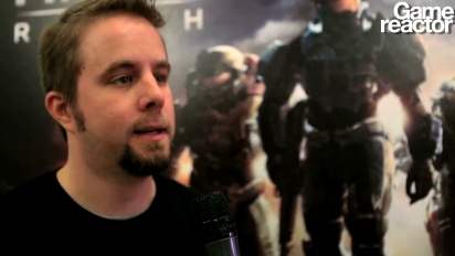 GC 10: Halo: Reach interview