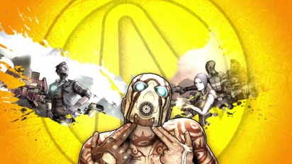 Borderlands 2 - Krieg the Psycho Character Reveal Trailer