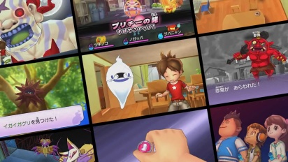 Yo-kai Watch - Trailer