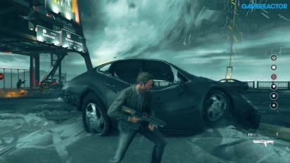 Quantum Break - Gameplay Xbox One - Heka akt 4, del 1 - Port Donnelly Bridge