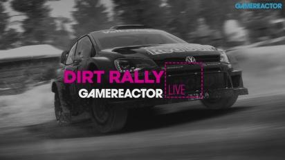 Vi lirar Dirt Rally med Logitech G29