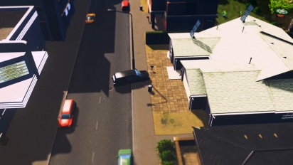 Cities: Skylines - Green Cities Release Date Trailer