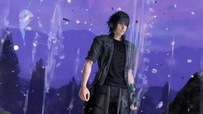 Dissidia Final Fantasy NT - Noctis Trailer