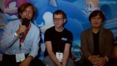 Team Sonic Racing - Derek Littlewood och Takashi Iizuka intervjuade