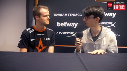 Faceit Major (Challengers) - Xyp9x Interview