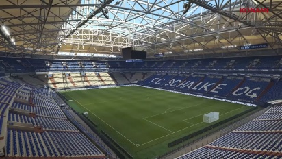 Pro Evolution Soccer 2019 - Schalke Stadium Scan