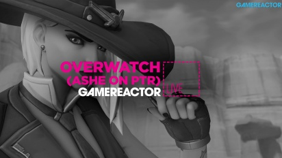 Overwatch - Ashe on PTR