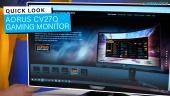 GRTV packar upp monitorn AORUS CV27Q