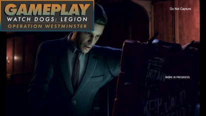 Watch Dogs: Legion - Operation Westminster Gameplay