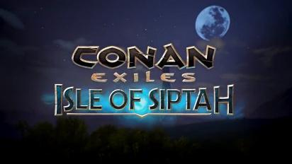 Conan Exiles: Isle of Siptah - Announcement Trailer