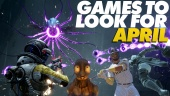 Games to Look For - April 2021