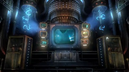 BioShock 2 - Minervas Den DLC Trailer