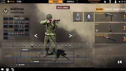 Heroes & Generals - Beta Videolog: Rommel