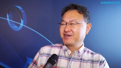 Shuhei Yoshida - E3-intervju