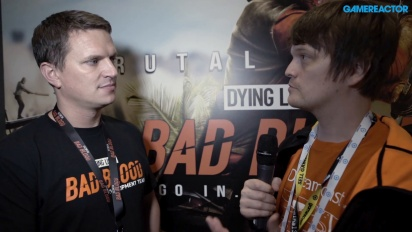 GRTV intervjuar teamet bakom Dying Light: Bad Blood