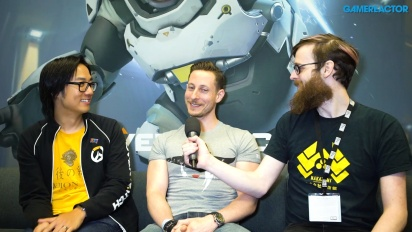 GRTV pratar med Blizzard om Overwatch