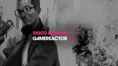 GRTV spelar det suveräna Disco Elysium
