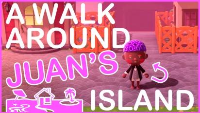 GRTV spelar Animal Crossing: New Horizons