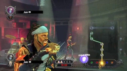 Power Gig: Rise of the Sixstring - Power Chord Mode Featurette