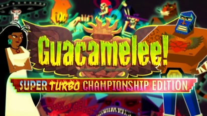 Guacamelee - Super Turbo CE Edition Xbox One E3 Trailer