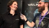 Eve: Valkyrie - Intervju med Andrew Willans