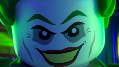 LEGO DC Super Villains - Reveal Trailer