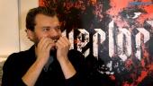 GRTV intervjuar Overlord-skådeapelaren Pilou Asbæk