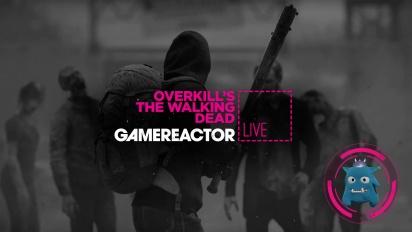 GRTV spelar Overkill's The Walking Dead