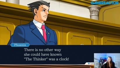 GRTV spelar Phoenix Wright: Ace Attorney Trilogy